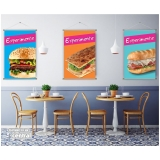 banners para restaurante Jockey Club