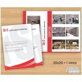 folders de empresas Brooklin